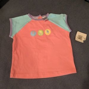 🍍 3/$10 NWT top size 24 months